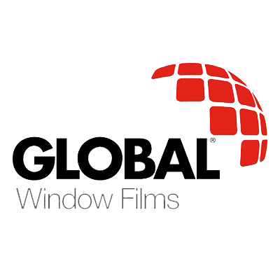 logo for global window tint