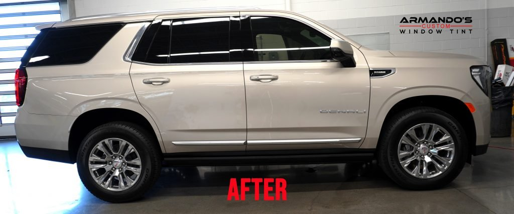 Action Widnow Tint