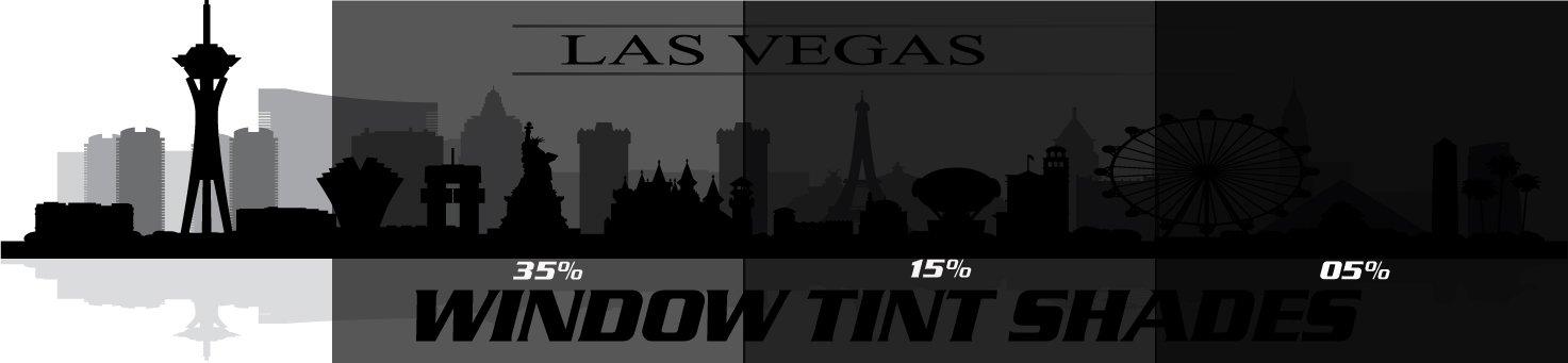 Las Vegas window tint shades